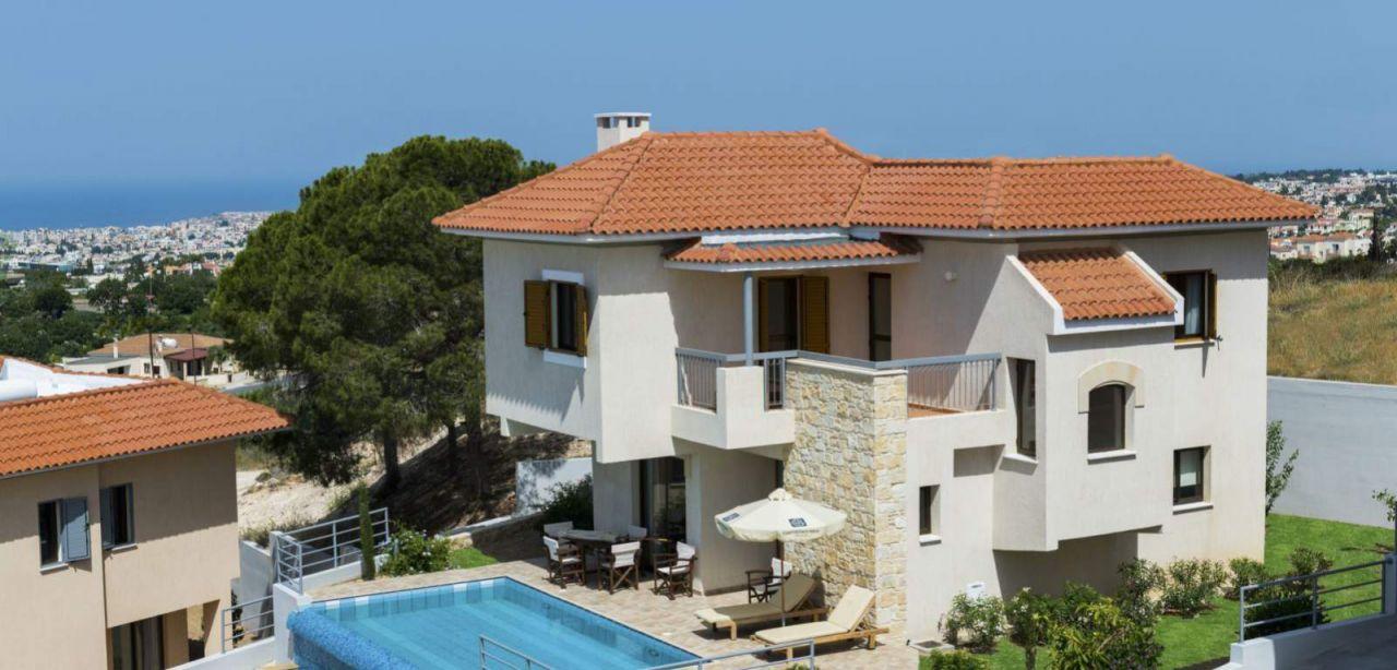 Вилла в Тсаде, Кипр, 135 м2 - фото 1