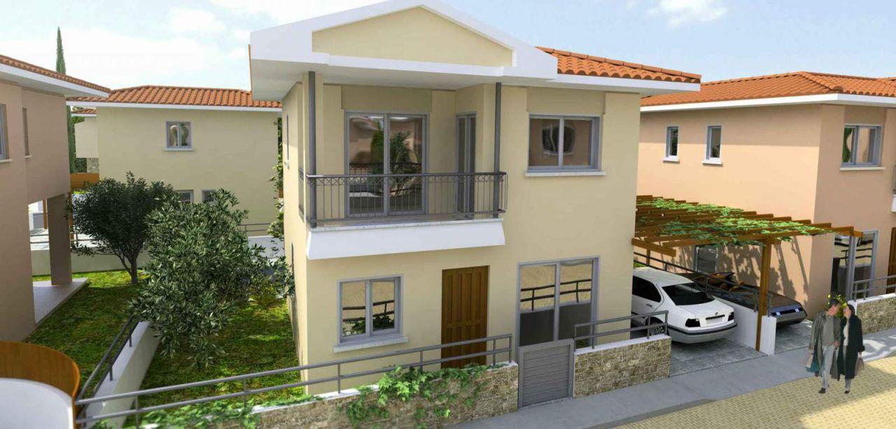 Вилла в Конии, Кипр, 93 м2 - фото 1