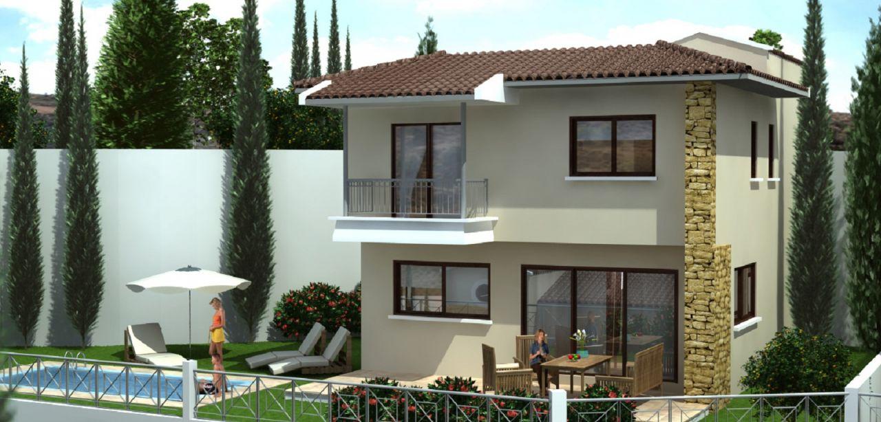 Вилла в Тсаде, Кипр, 116 м2 - фото 1