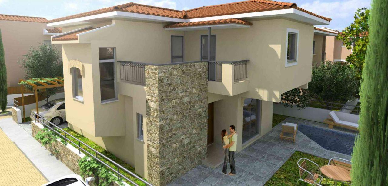 Вилла в Конии, Кипр, 135 м2 - фото 1