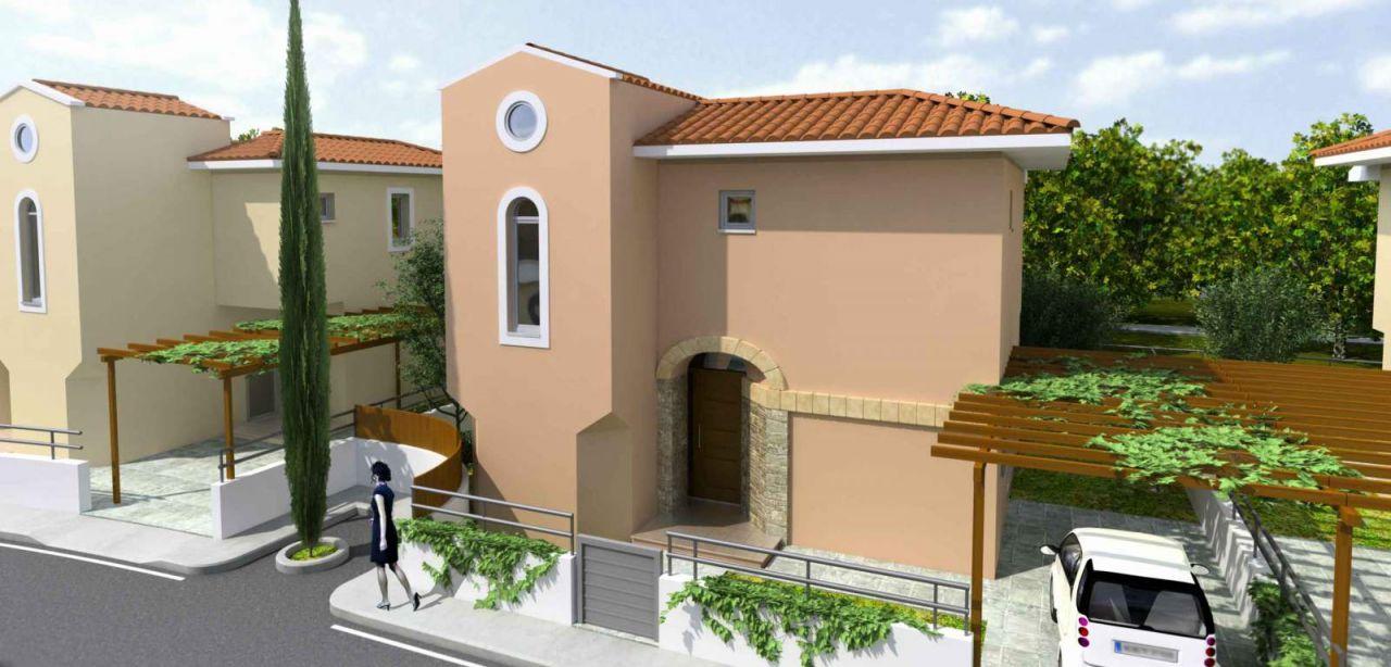 Вилла в Конии, Кипр, 116 м2 - фото 1