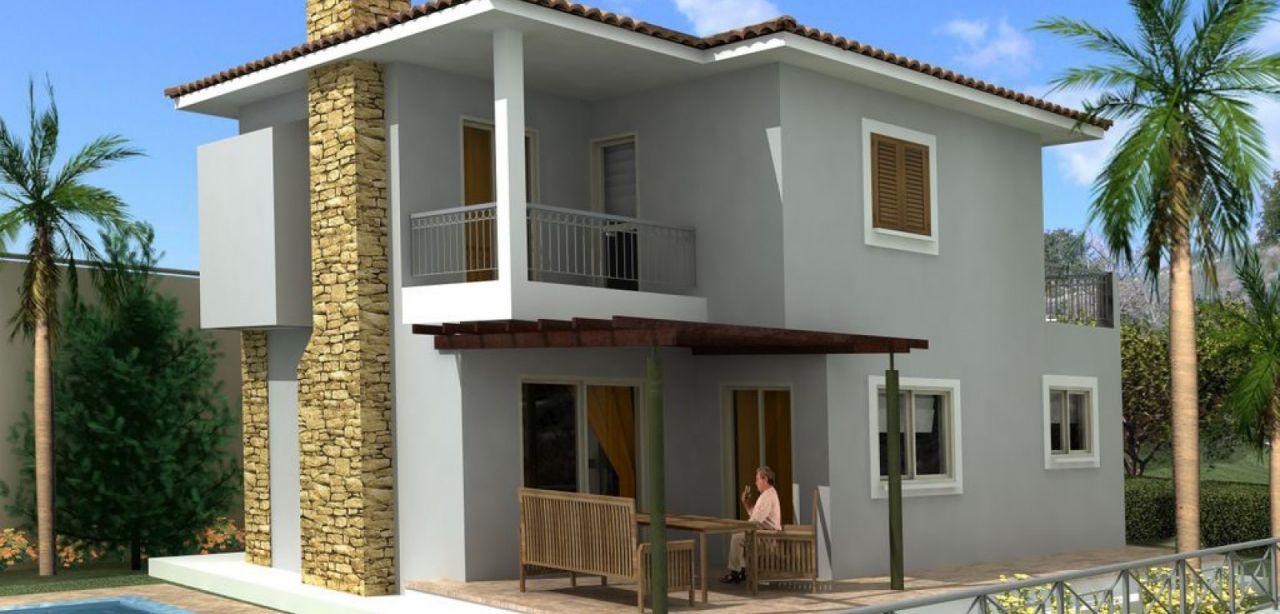 Вилла в Тсаде, Кипр, 112 м2 - фото 1