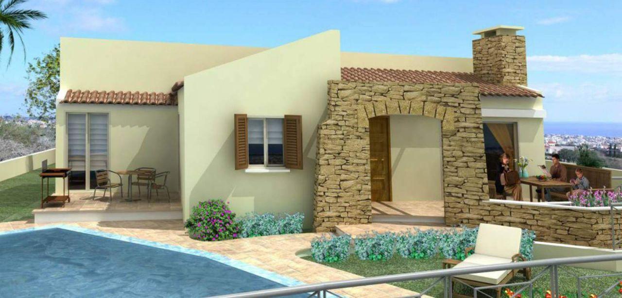 Дом в Тсаде, Кипр, 88 м2 - фото 1