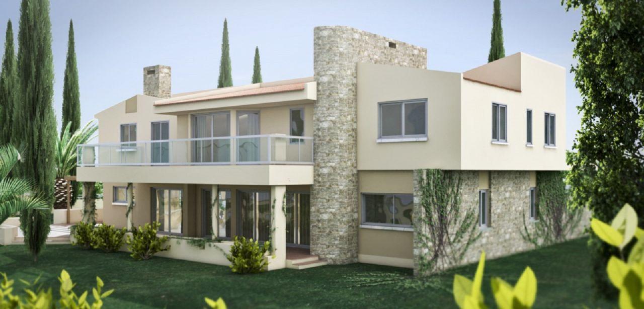 Вилла в Тсаде, Кипр, 409 м2 - фото 1