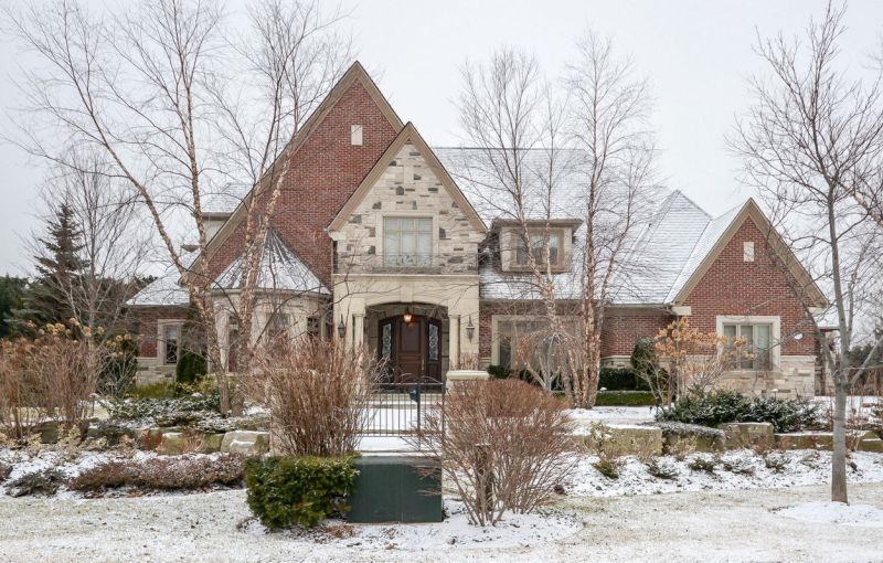 Дом в Торонто, Канада, 1000 м2 - фото 1