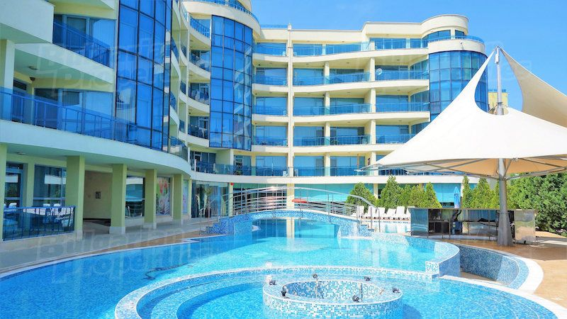 Апартаменты в Поморие, Болгария, 112.79 м2 - фото 1