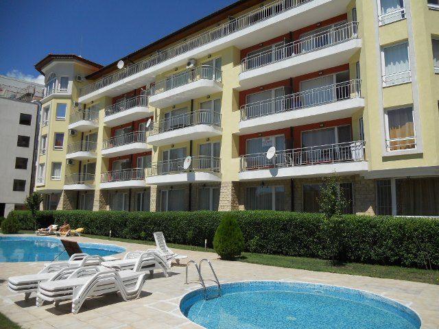 Квартира в Бургасской области, Болгария, 85 м2 - фото 1