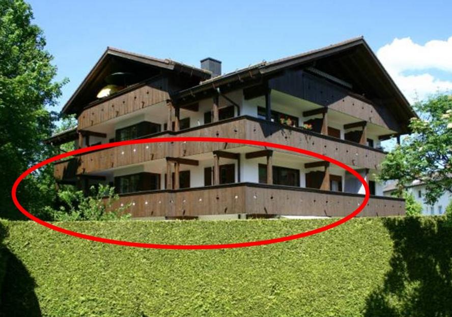 Квартира в Гармиш-Партенкирхене, Германия, 86 м2 - фото 1