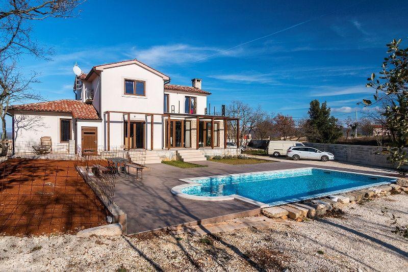 Дом в Марчане, Хорватия, 140 м2 - фото 1