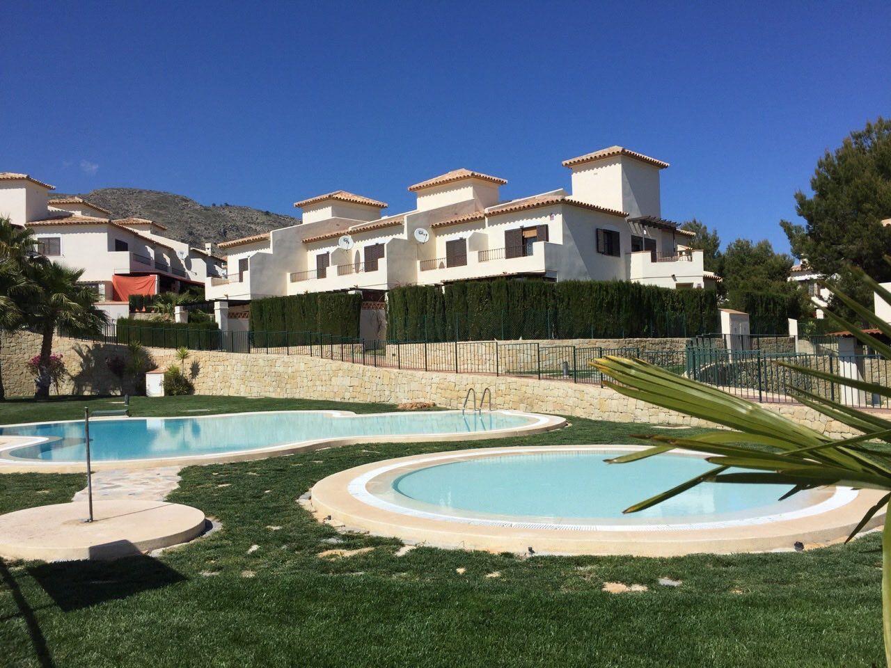 Дом в Бенидорме, Испания, 200 м2 - фото 1