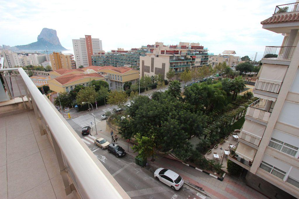 Апартаменты в Кальпе, Испания, 95 м2 - фото 1