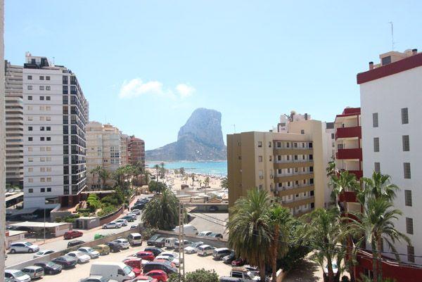 Квартира в Кальпе, Испания, 99 м2 - фото 1
