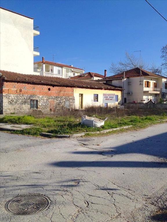 Земля в Серре, Греция, 452 м2 - фото 1