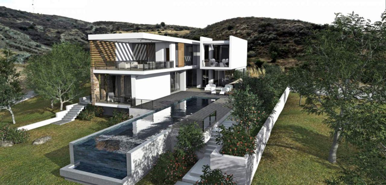 Вилла в Тсаде, Кипр, 323 м2 - фото 1