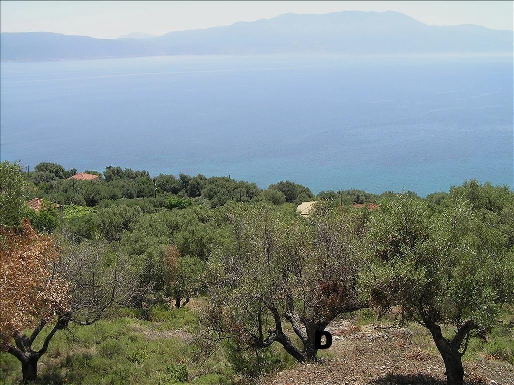 Земля в Лутраки, Греция, 685 м2 - фото 1