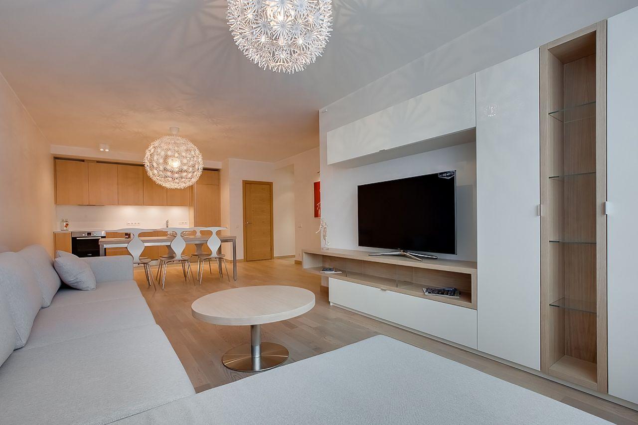 Апартаменты в Риге, Латвия, 107 м2 - фото 1