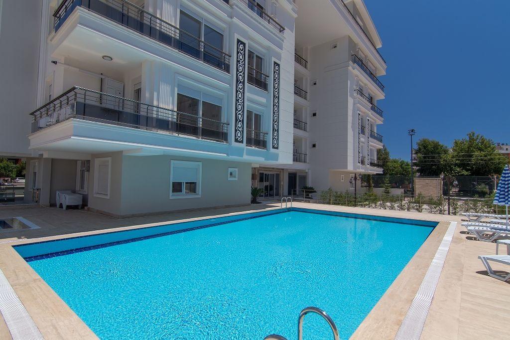 Квартира в Анталии, Турция, 58 м2 - фото 1