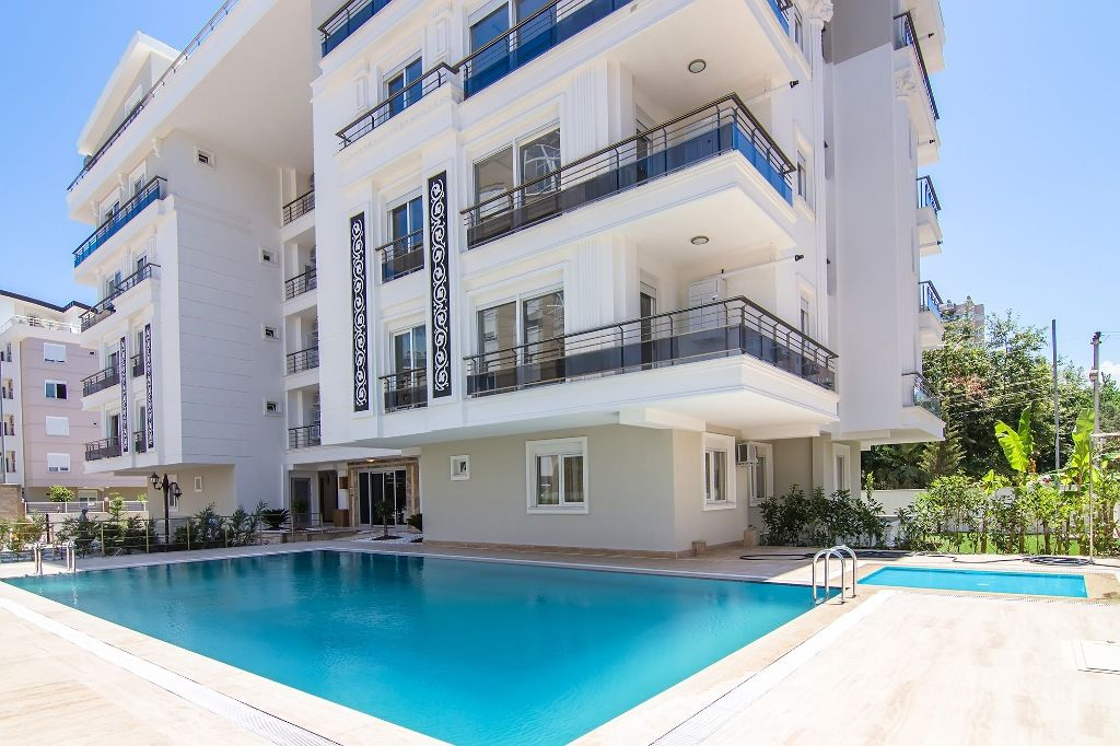Квартира в Анталии, Турция, 77 м2 - фото 1