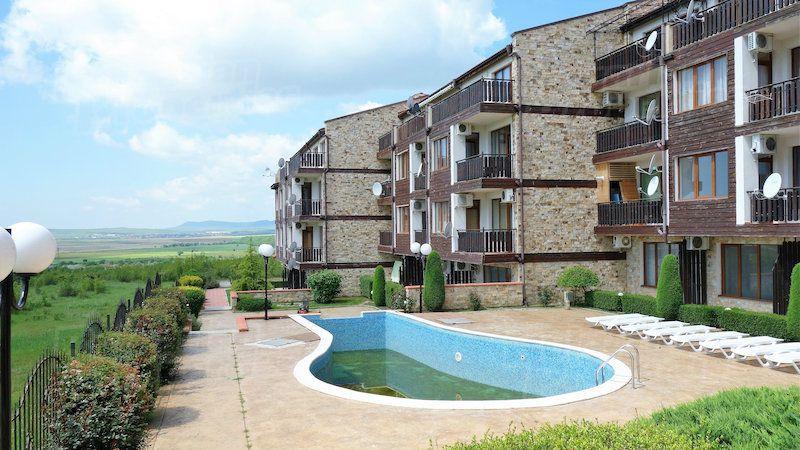 Апартаменты на Солнечном берегу, Болгария, 63.18 м2 - фото 1