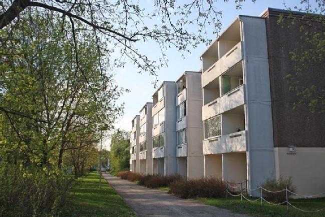 Квартира в Лаппеенранте, Финляндия, 50.5 м2 - фото 1