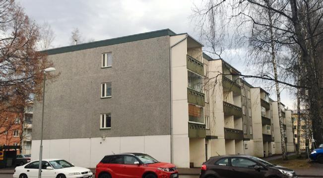 Квартира в Лаппеенранте, Финляндия, 38 м2 - фото 1