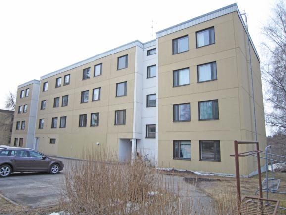 Квартира в Лаппеенранте, Финляндия, 55.5 м2 - фото 1