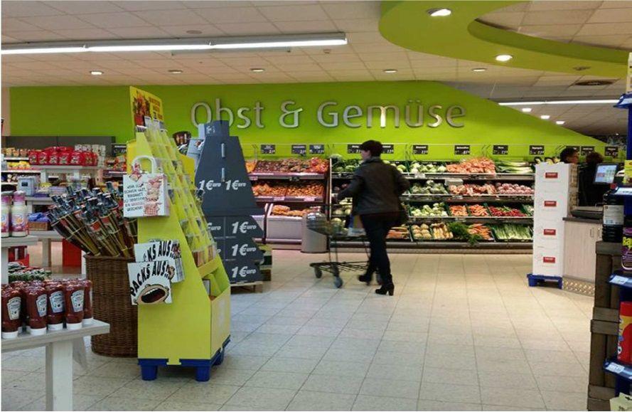 Магазин в Саксонии-Анхальт, Германия, 10280 м2 - фото 1