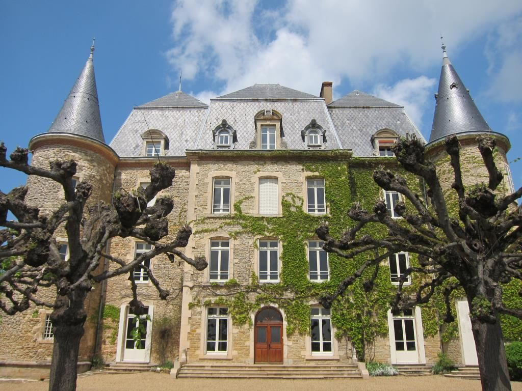 Замок в Бургундии, Франция, 10.74 Га - фото 1