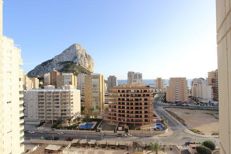 Квартира в Кальпе, Испания, 110 м2 - фото 1