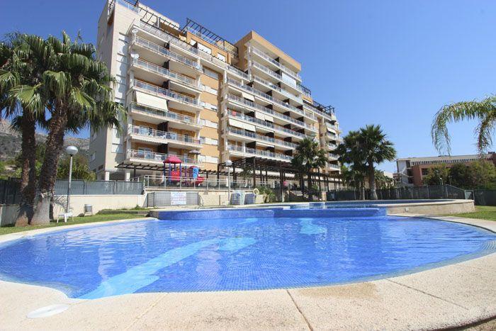 Квартира в Кальпе, Испания, 87 м2 - фото 1