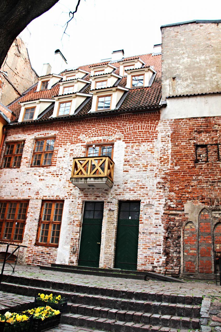 Особняк в Риге, Латвия - фото 1