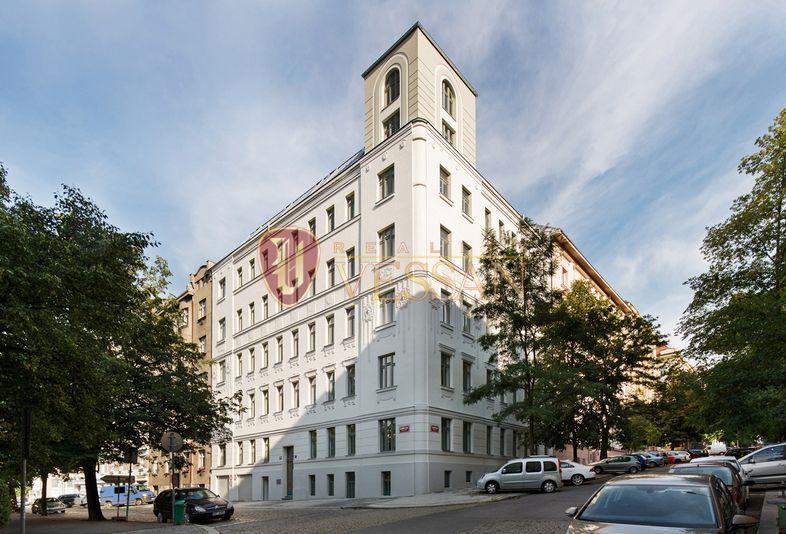 Апартаменты в Праге, Чехия, 87 м2 - фото 1