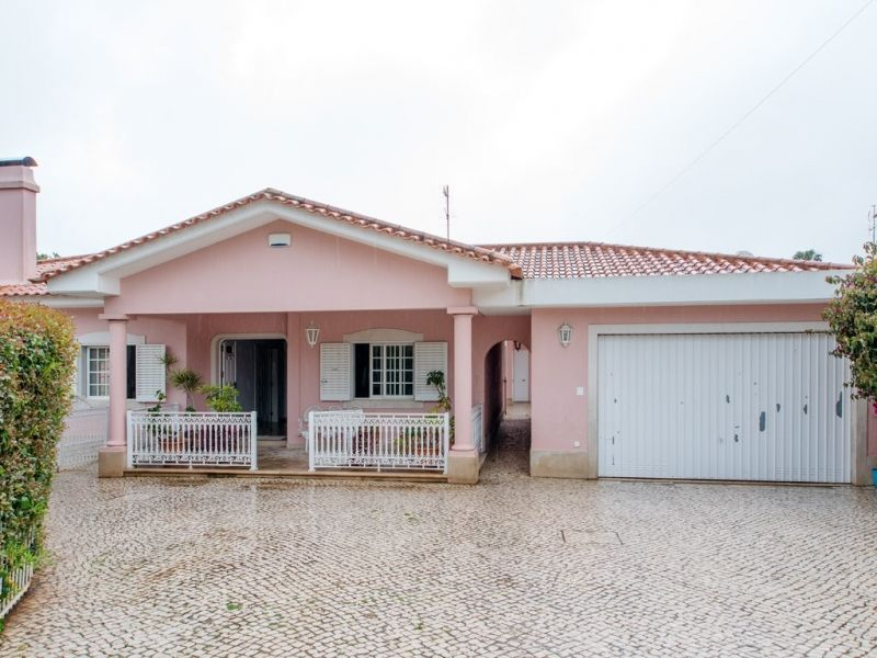 Дом в Кашкайше, Португалия, 1841 м2 - фото 1