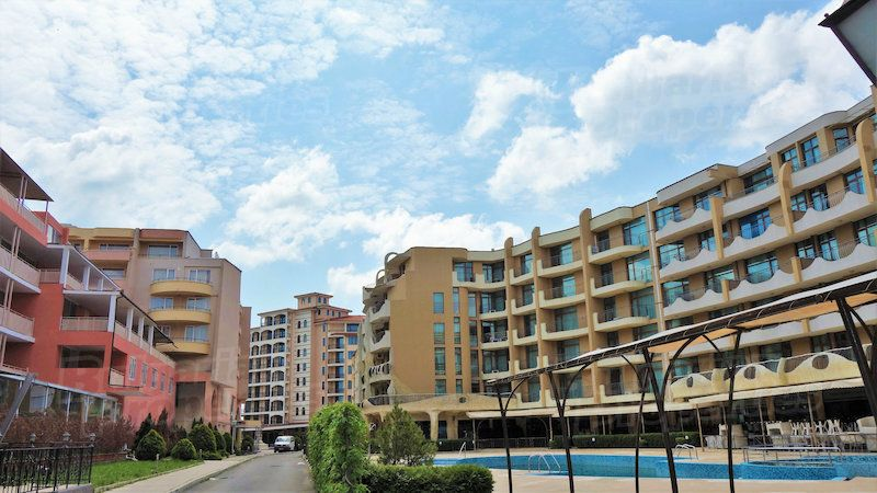 Апартаменты на Солнечном берегу, Болгария, 64.81 м2 - фото 1