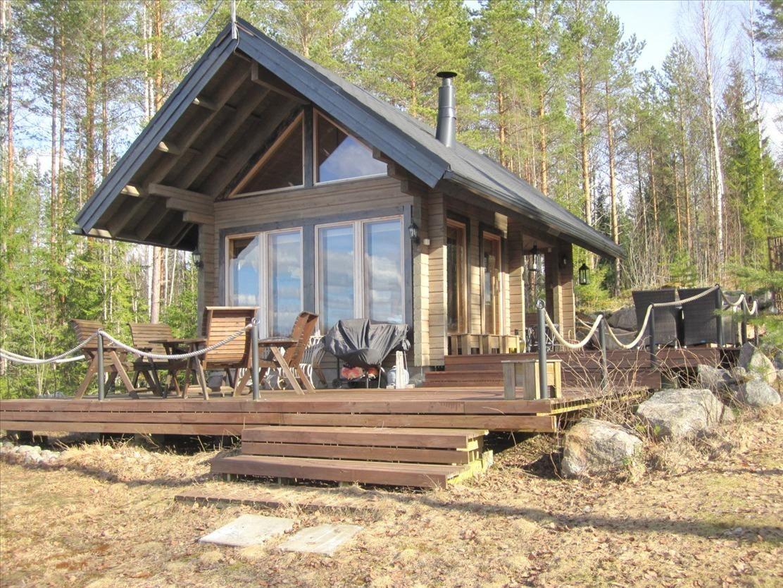 Коттедж в Пиексямяки, Финляндия, 21.5 м2 - фото 1