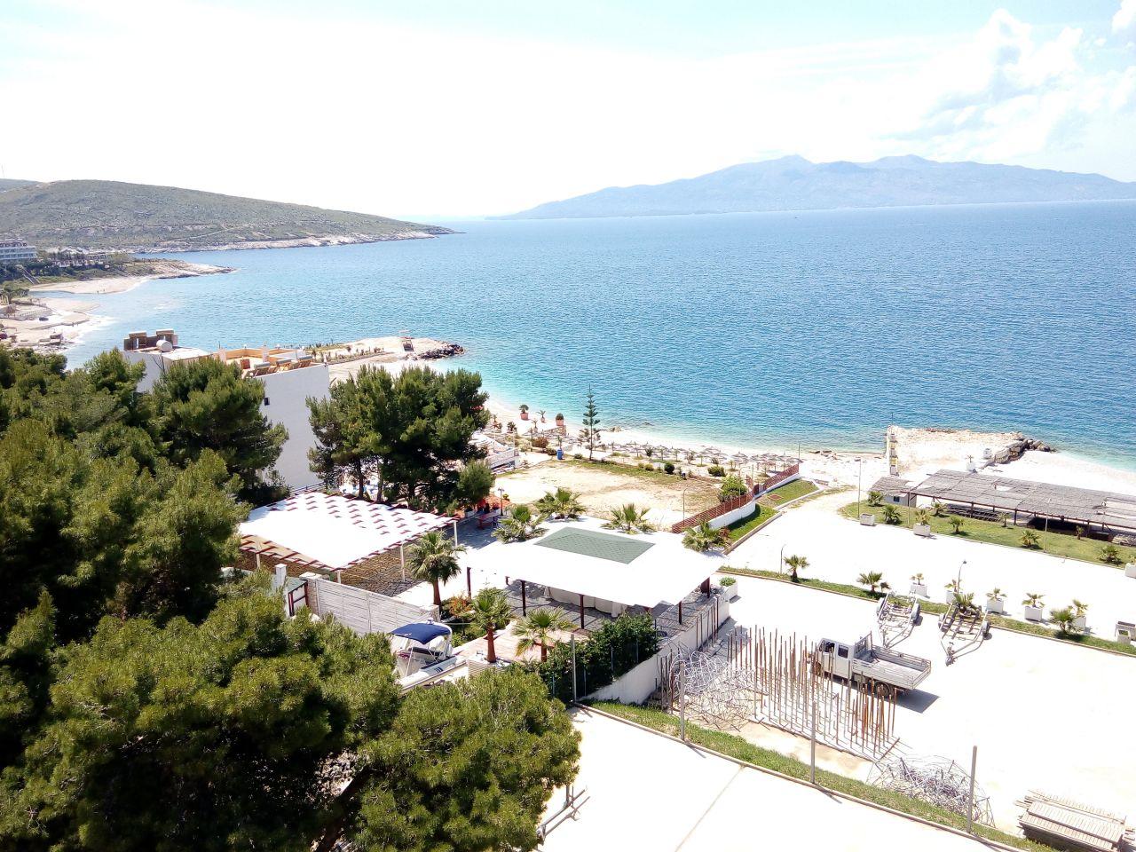 Апартаменты в Саранде, Албания, 64 м2 - фото 1