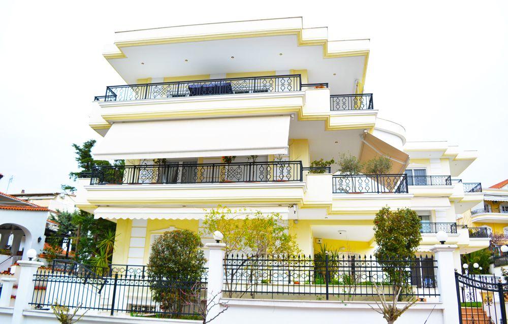 Квартира в Салониках, Греция, 240 м2 - фото 1