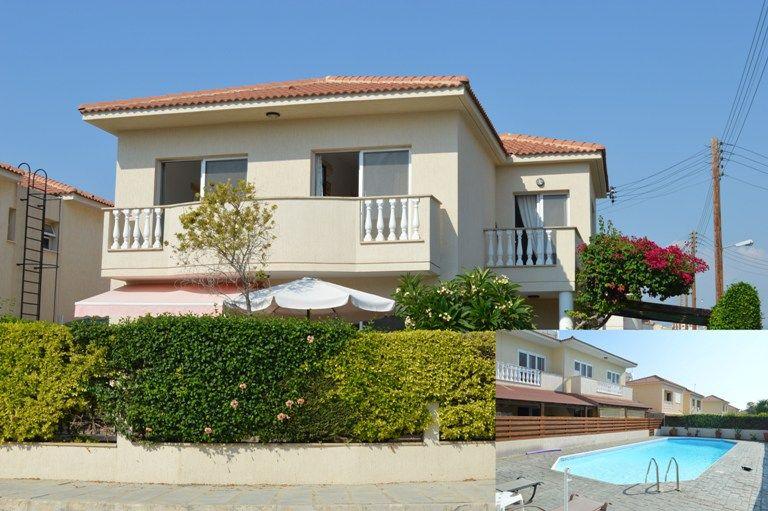 Вилла в Пафосе, Кипр, 157 м2 - фото 1