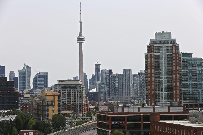 Квартира в Торонто, Канада, 46 м2 - фото 1