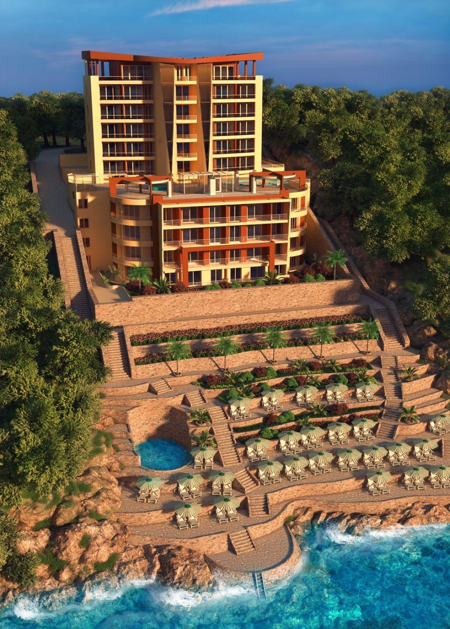 Апартаменты в Баре, Черногория, 36 м2 - фото 1