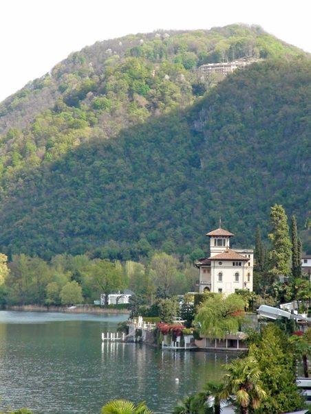 Вилла в Тичино, Швейцария, 750 м2 - фото 7
