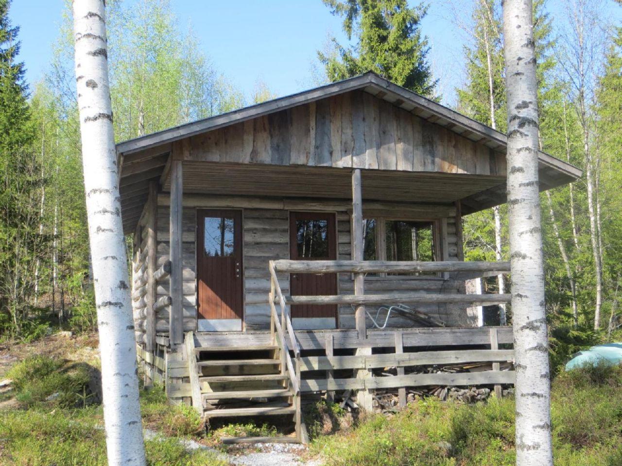 Коттедж в Энонкоски, Финляндия, 29 м2 - фото 1