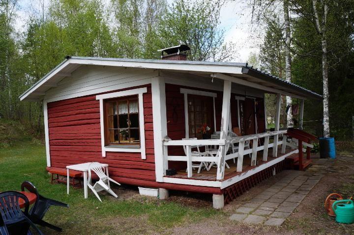 Коттедж в Леппявирта, Финляндия, 35 м2 - фото 1