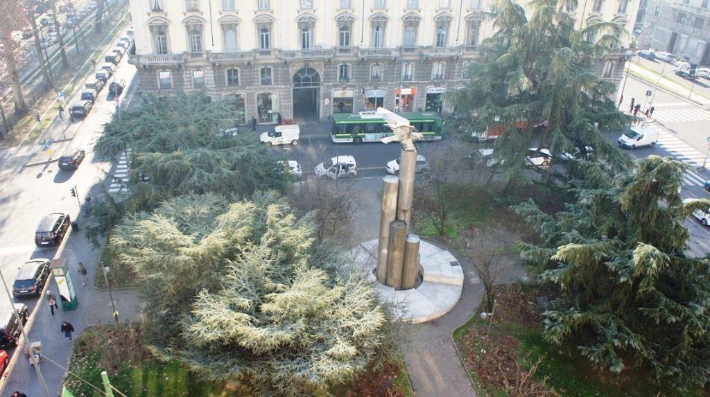 Апартаменты в Милане, Италия, 195 м2 - фото 1