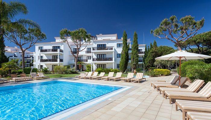 Апартаменты в Алгарве, Португалия, 124 м2 - фото 1
