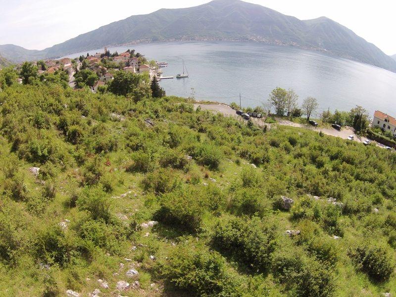 Земля в Доброте, Черногория, 10624 м2 - фото 1