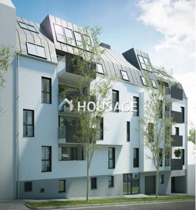 Квартира в Вене, Австрия, 58.73 м2 - фото 1