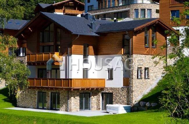 Дом в Бад-Гаштайне, Австрия, 795 м2 - фото 1