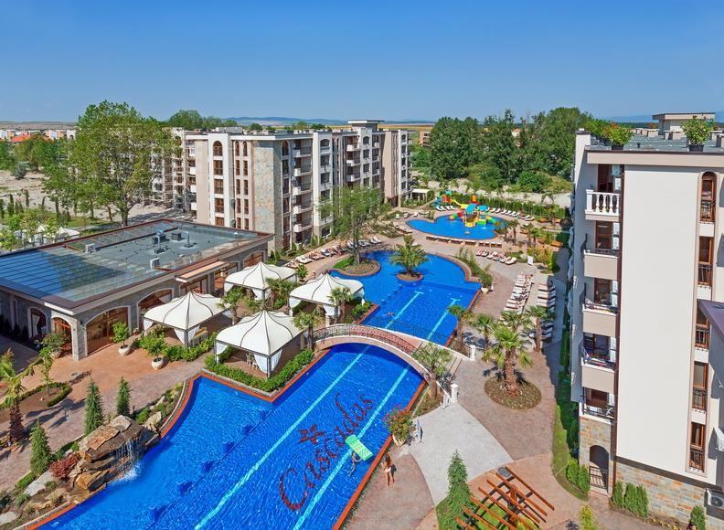 Апартаменты на Солнечном берегу, Болгария, 57.3 м2 - фото 5