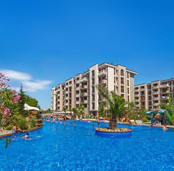 Апартаменты на Солнечном берегу, Болгария, 57.3 м2 - фото 2